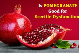 Ways That Pomegranates support Treat Men's Health