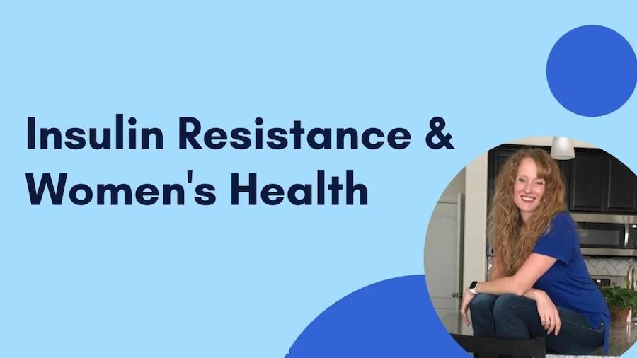 insulin resistance in women