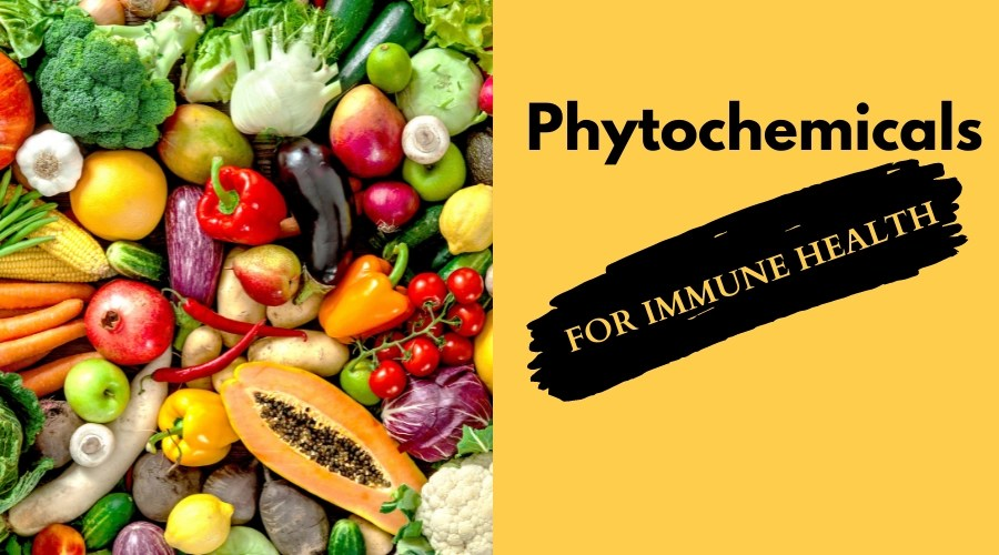 phytochemicals for immune health