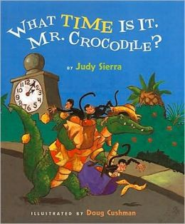 What Time is It Mr. Crocodile