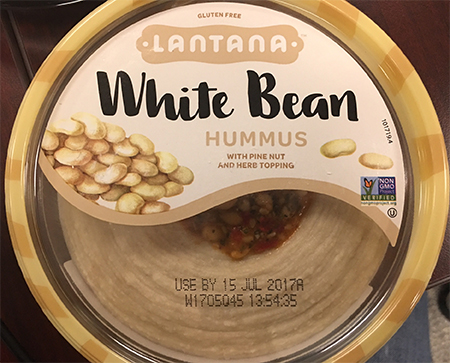 House of Thaller Recalls Selected Pine Nut Hummus