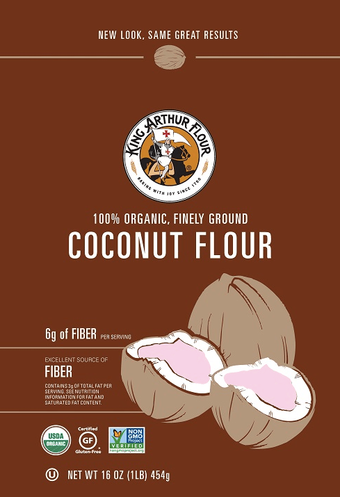 King Arthur Flour Company, Inc. Voluntarily Recalls Organic Coconut Flour