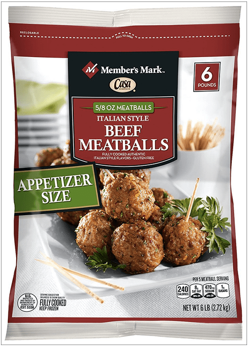 Rich Products Corporation Recalls Beef Products due to Possible Listeria Contamination