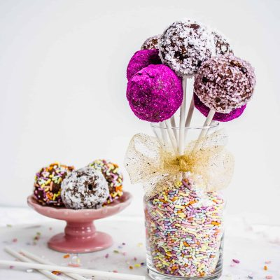 gluten free, vegan, no bake, 15-minute brownie bites