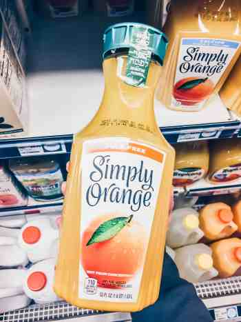 Simply Juice Whole Foods