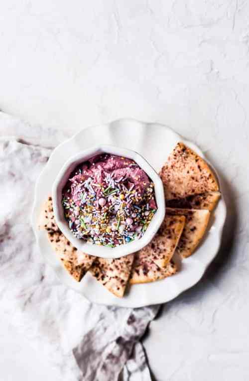 Funfetti Dessert Hummus