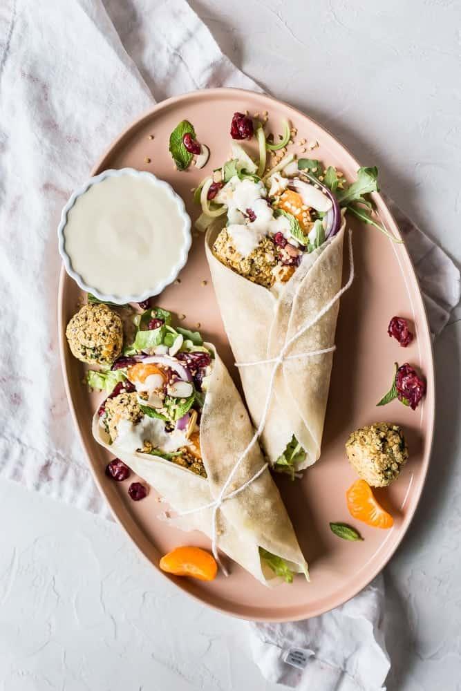 gluten-free wraps