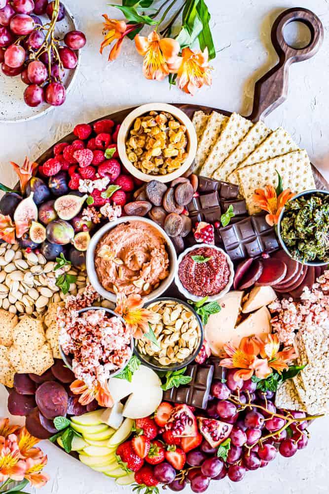 easy vegan snack idea