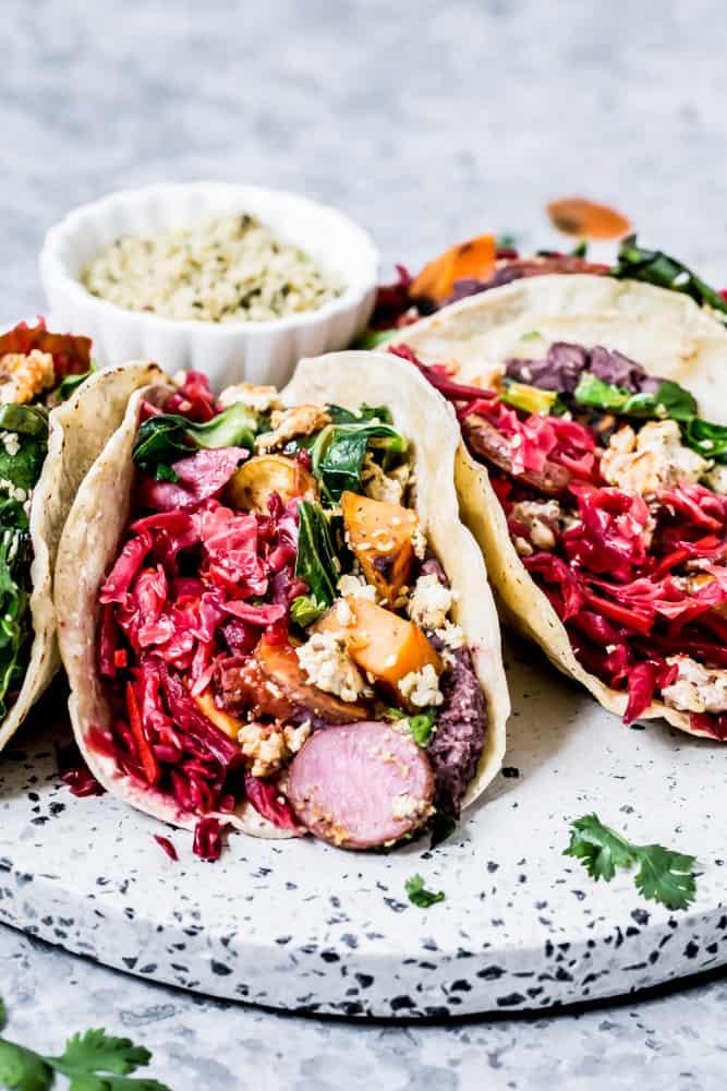 vegan gluten free tacos