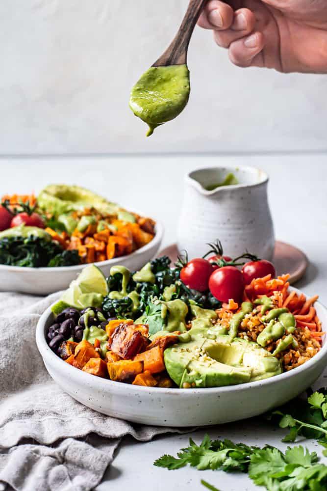easy plant-based recipes