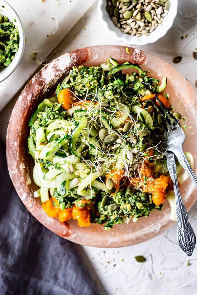 easy plant based vegan gluten free healthy dinner