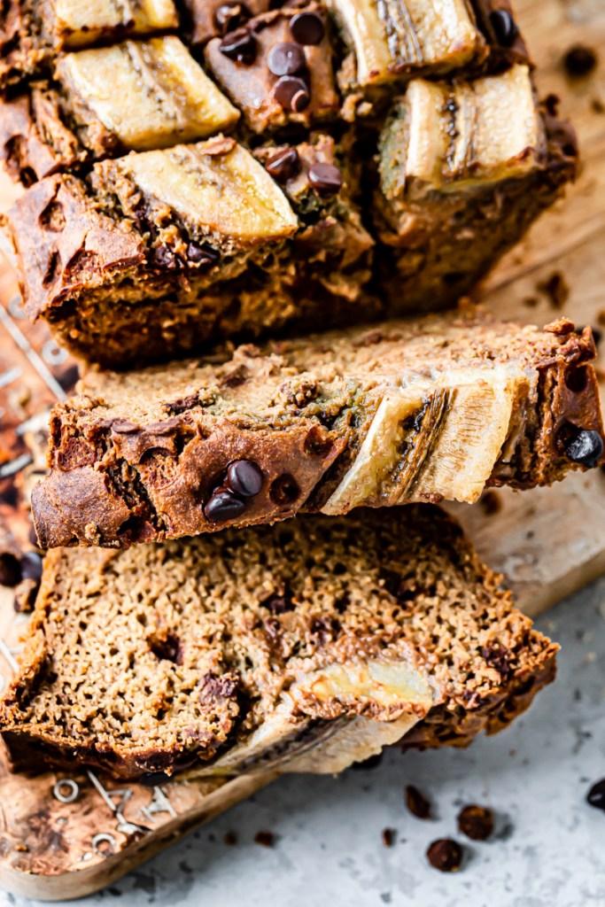 gluten free vegan banana bread recipes
