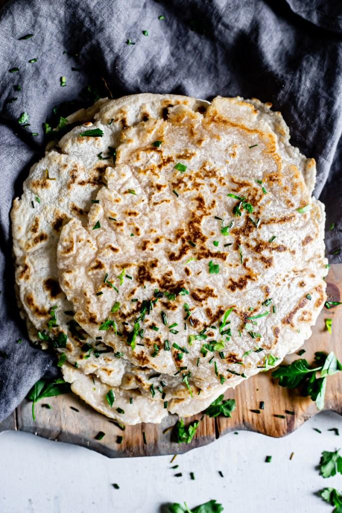 gluten free naan recipes