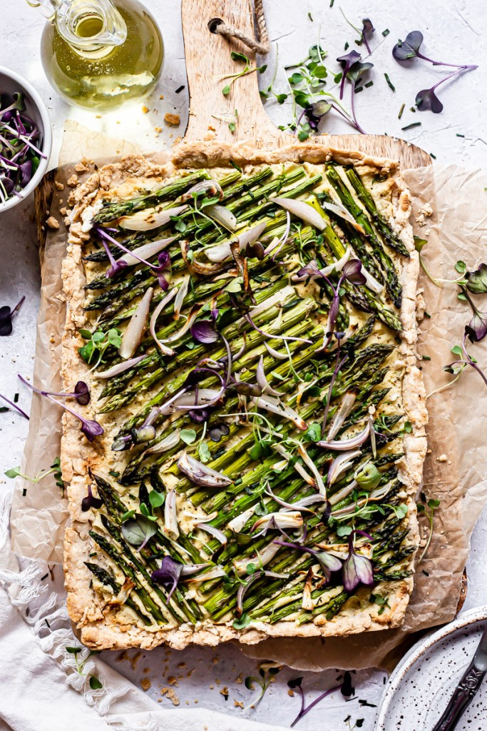 vegan tart recipes