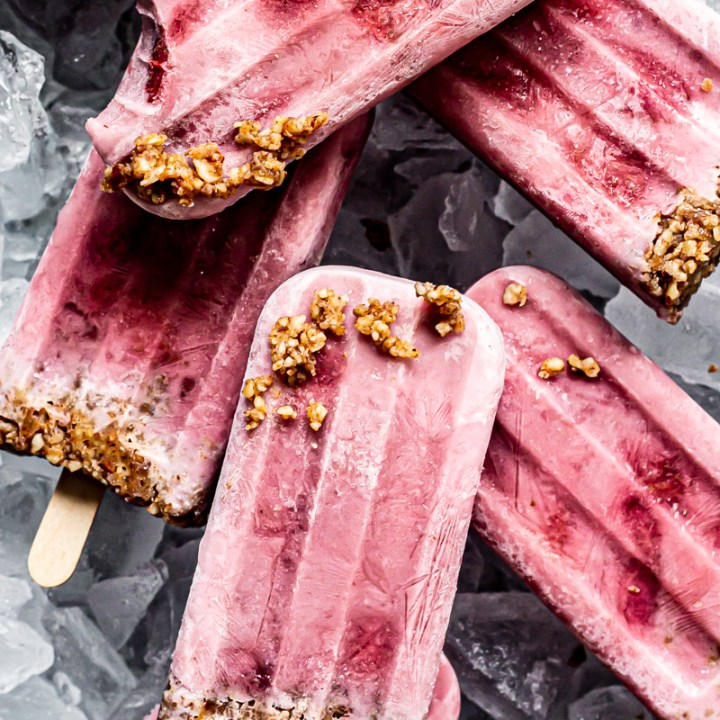 vegan popsicles recipes