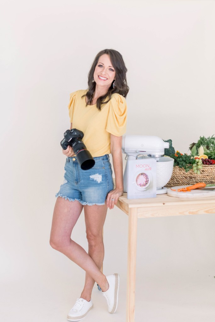 vegan blogger