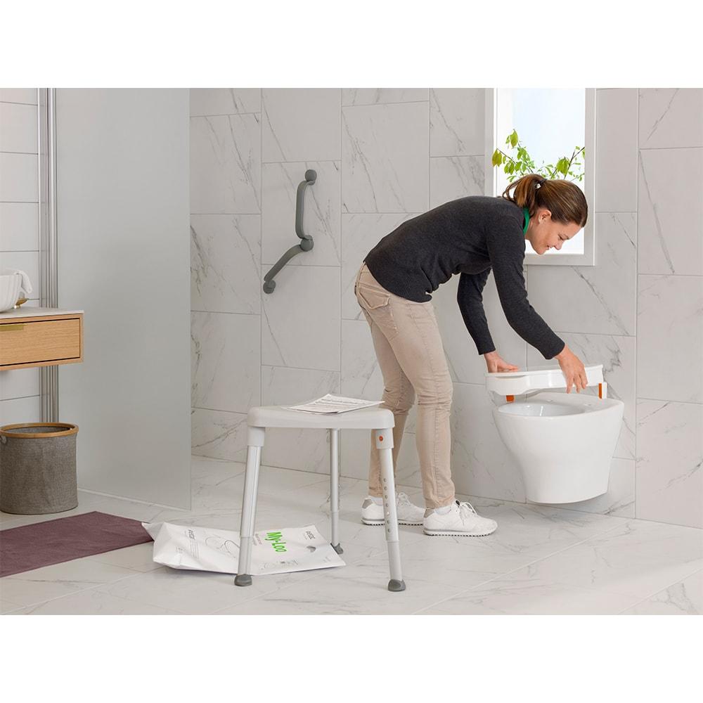 瑞典 My-Loo 有蓋座廁增高器 - 6/10cm高 (歐洲立陶宛製造) - Healthy Living 盈康