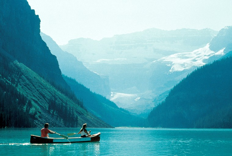 Fairmont Lake Louise, Healthy Living and Travel