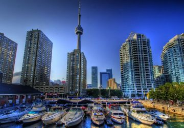 Harbor Toronto, Spas of Toronto, Healthy Living + Travel