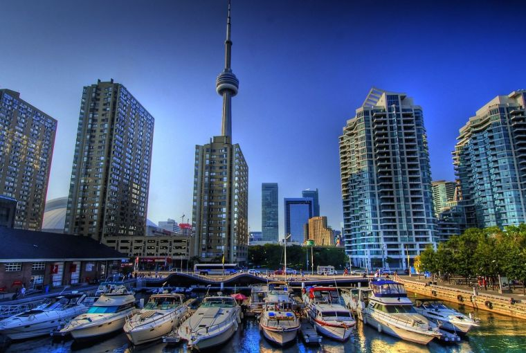 Harbor Toronto, Spas of Toronto, Healthy Living + Travel