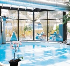 THE SPA InterContinental Toronto Centre, Healthy Living + Travel