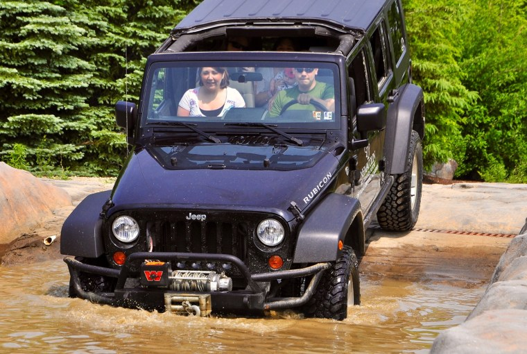 Nemacolin Off Road Academy, Healthy Living + Travel