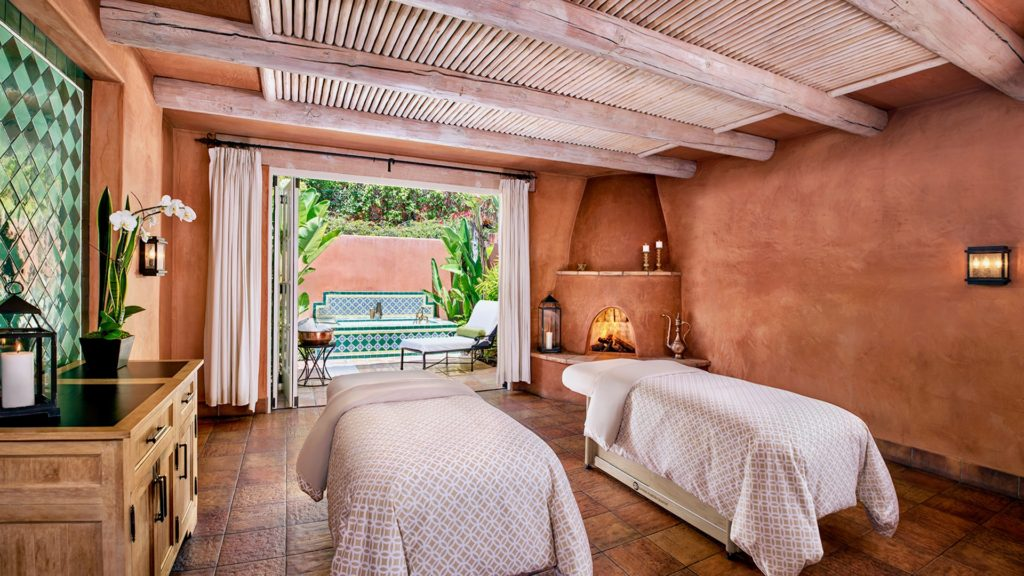 The Spa at Rancho Valencia, Healthy Living + Travel