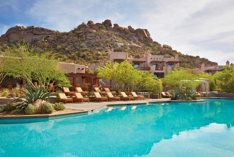 The Spa at Four Seasons Scottsdale Troon North, Healthy Living + Travel
