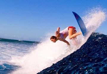 Bikini Surf Camp, Healthy Living + Travel