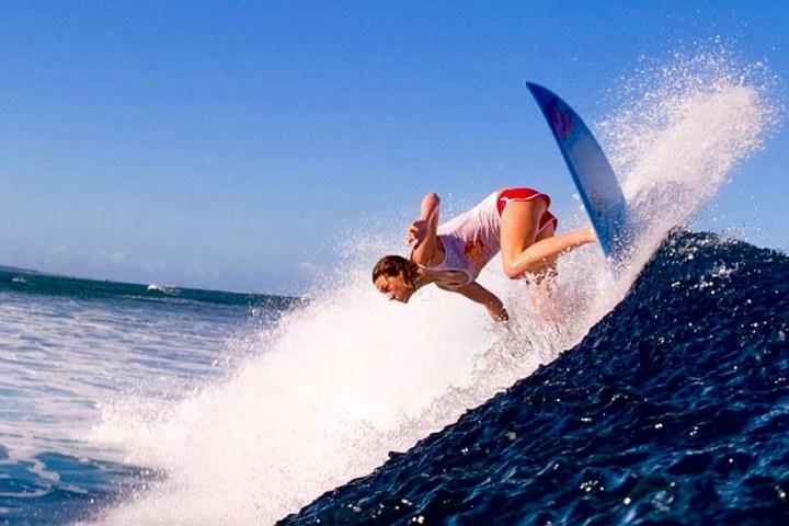 Bikini Surf Camp in Nicaragua