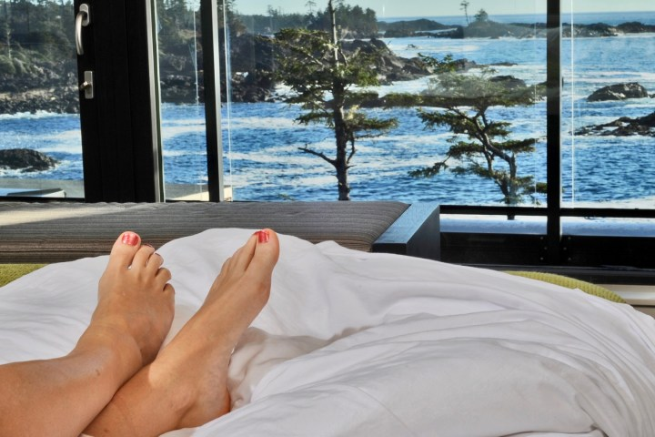 A Visit to the Drift Spa, Black Rock Oceanfront Resort