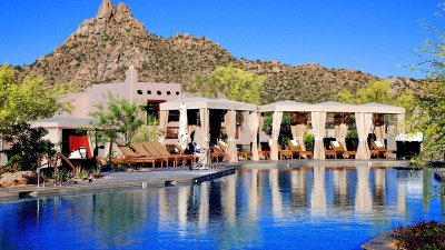 The Spa at Four Seasons Scottsdale, Healthy Living + Travel