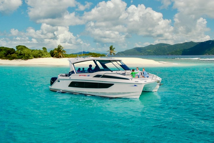 Discover the Caribbean by Catamaran