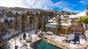 New Winter Activities Offered at The Sonnenalp Hotel in Vail