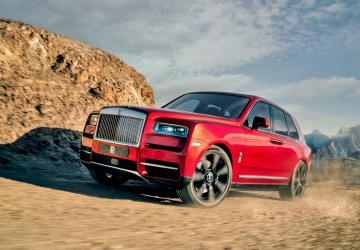 Rolls Royce Cullinan, Healthy Living & Travel