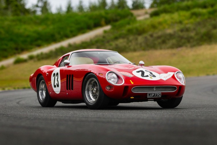 1962 Ferrari GTO 250, Healthy Living + Travel