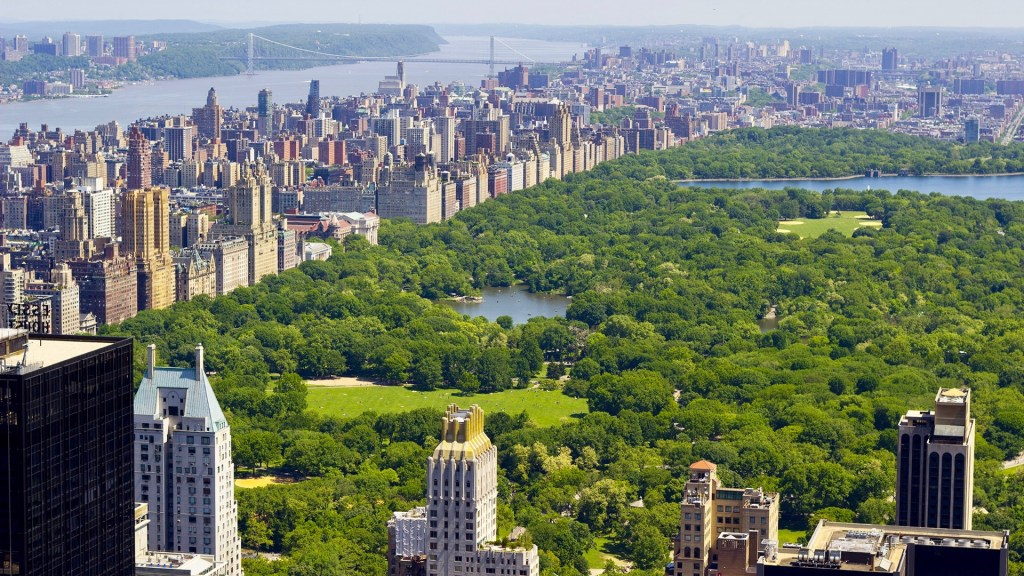 Central Park New York City, Healthy Living + Travel