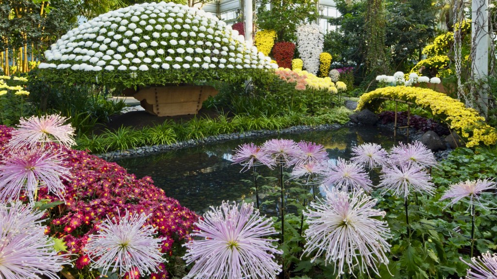 New York Botanical Garden, Healthy Living + Travel