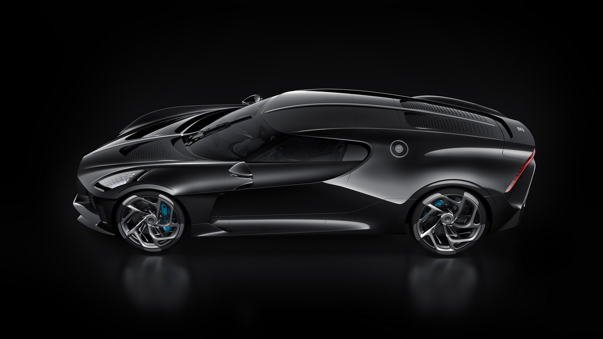 Bugatti La Voiture Noire, Healthy Living + Travel, Side