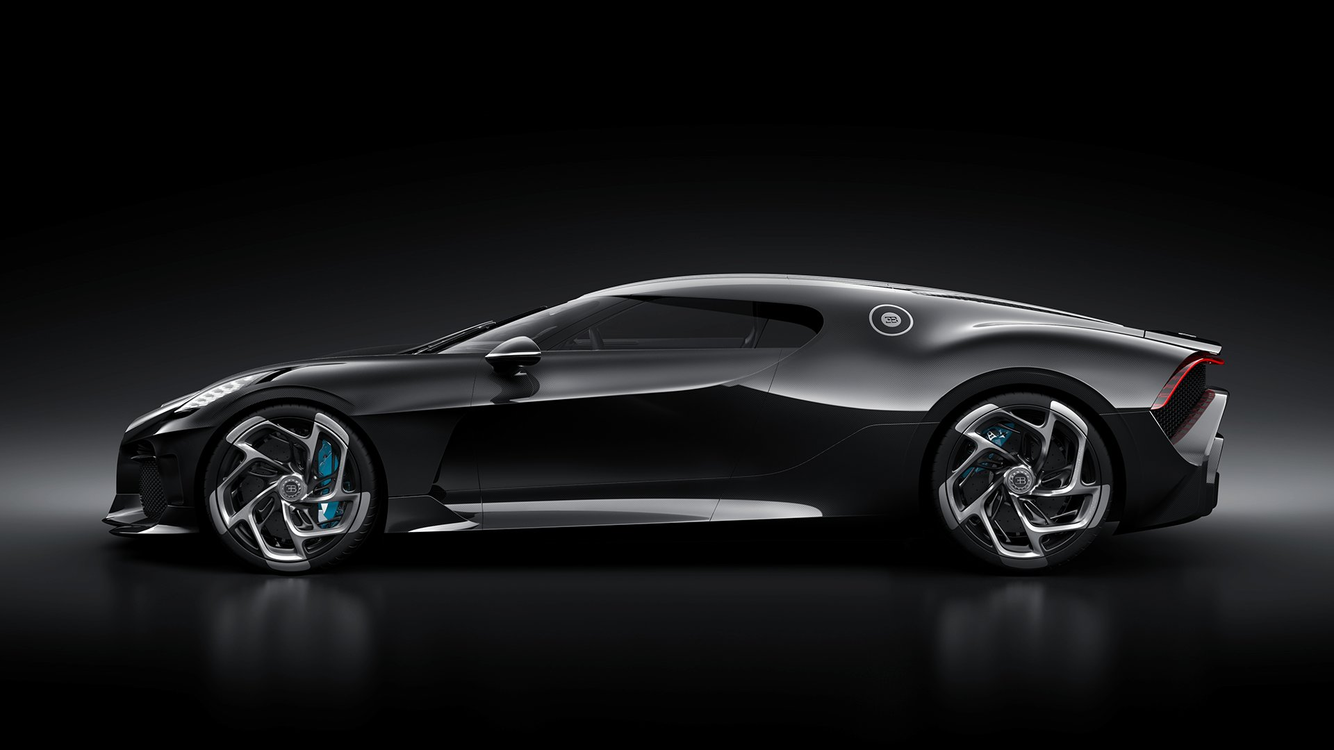 Bugatti La Voiture Noire, Healthy Living + Travel