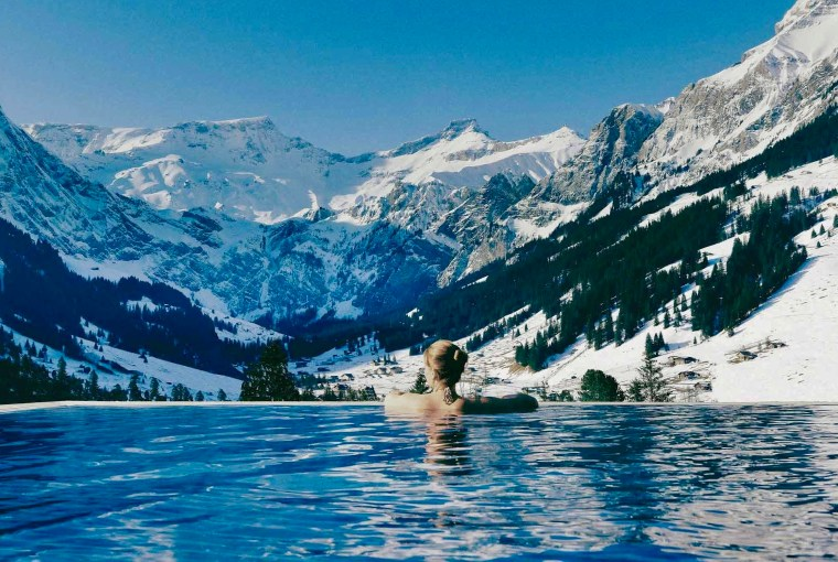 Mountain Spas, Healthy Living + Travel