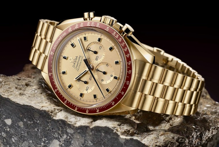 Omega Speedmaster Apollo 11 50th Anniversary Watch, Healthy Living + Travel