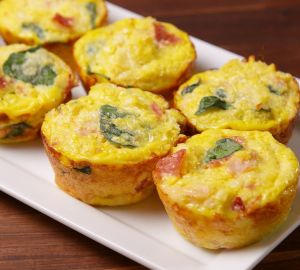 Egg Muffins, Healthy Living + Travel