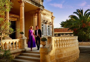 Corinthia Palace Hotel & Spa, Healthy Living + Travel