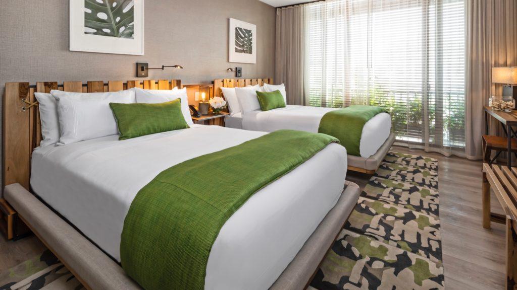 Lennox Hotel Miami, Healthy Living + Travel