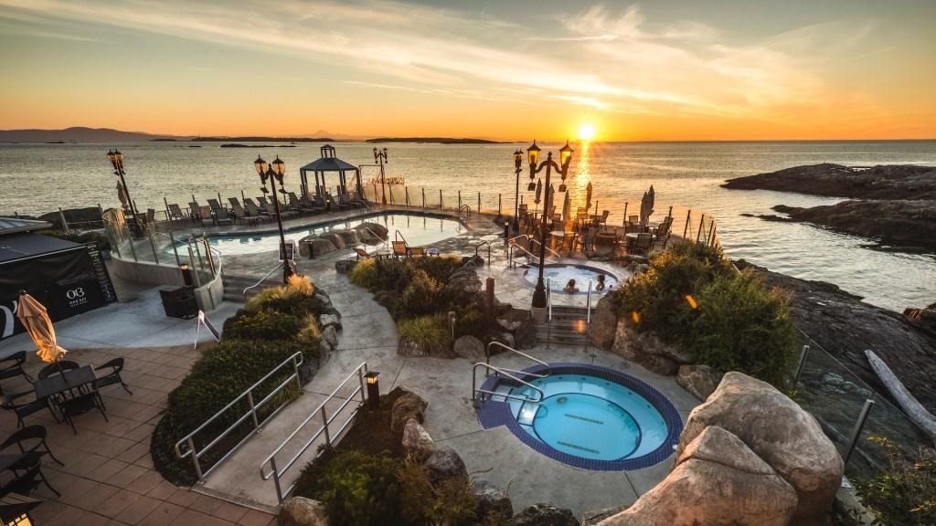 Boathouse Spa & Baths, Oak Bay Beach Hotel, Healthy Living + Travel
