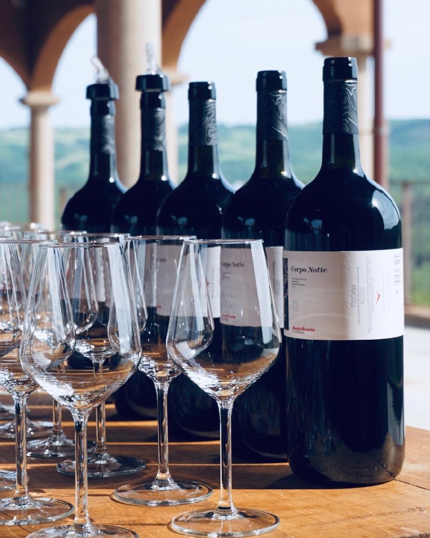 Monterosola, Healthy Living + Travel, Wines