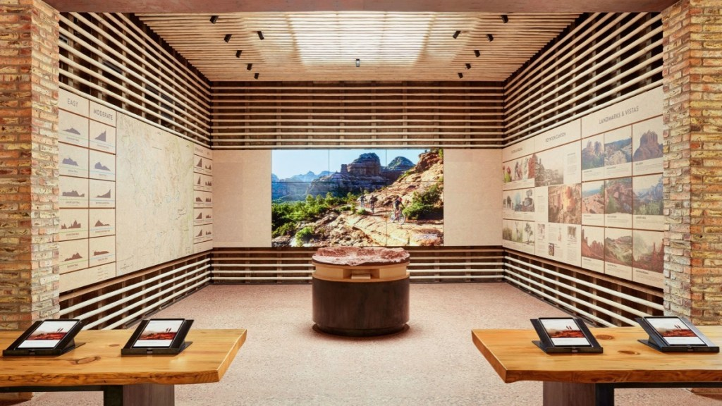 Discovery Room, Trail House, Enchantment Resort, Healthy Living + Travel.