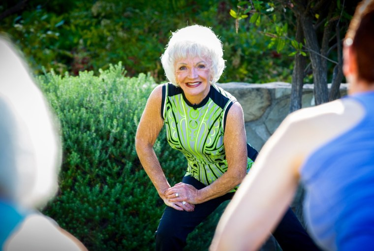 Sheila Cluff's advice for a healthy and active life, Healthy Living + Travel