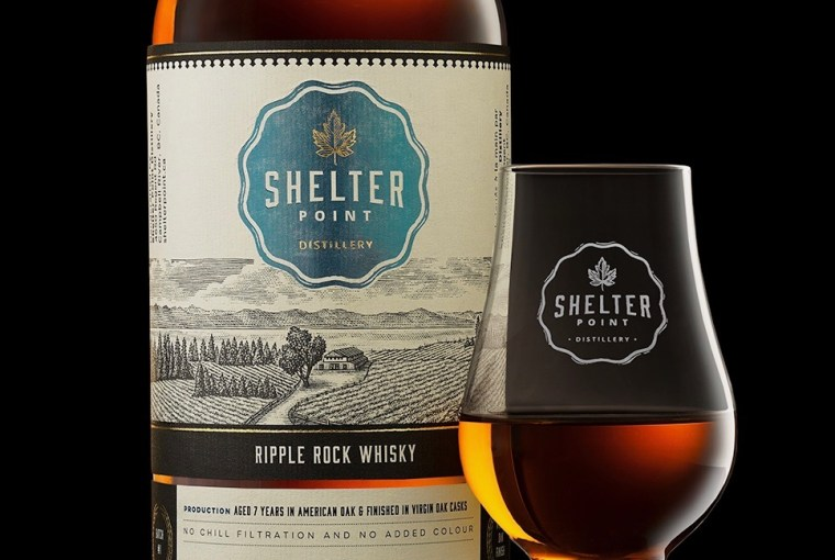 Shelter Point Distillery, Ripple Rock Batch 1, Healthy Living + Travel